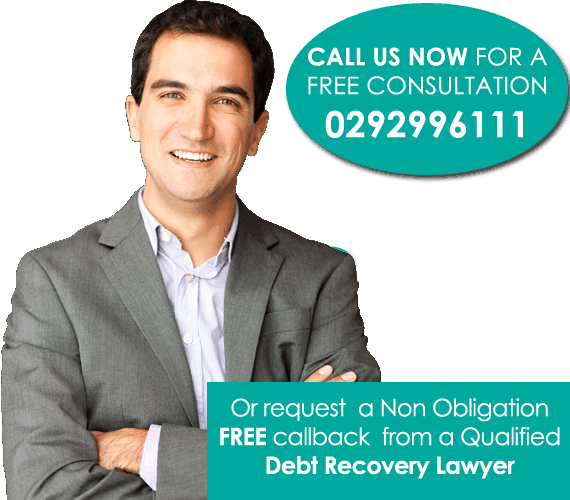 qualified debt recovery lawyers